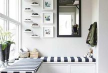Entryway Inspiration / by Emily M.