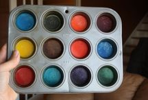 Kids Crafts / by Luisa Kollman