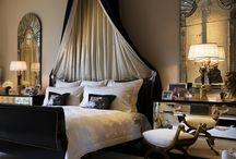Bedrooms / by Mona Boubekeur