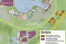 Downtown Disney at Walt Disney World / by The Magic For Less Travel - Specializing in Disney and Universal Vacations