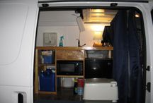 Van Camper Ideas / by Care More Creations