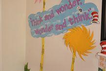 Dr Seuss bookfair / by Jacqueline Smooke
