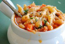 Soups and Stews / by Lea Jazdzewski