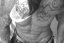My tattooed boys / by Bonnie Cravens