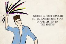 The Smiths/Morrissey / by Juliana Chavez
