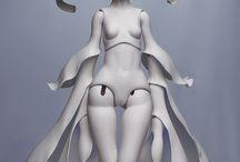 Art Dolls / by Vero Modero - Bouquet Babii