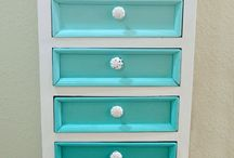 Painted furniture / by Katie Blevins