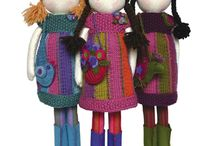 Handmade Dolls / by Textiles and Design