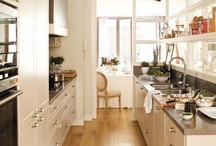Kitchens / by Coby Treadway