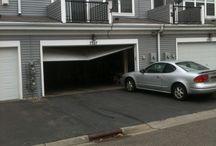 Broken Garage Doors / by Premium Garage Door Service