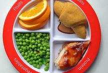Kids food/kids lunches / by Maranda Pauley