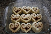 Recipes / by Jenna Sanders