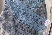 Broomstick - Crochet stitch / Påfugl maske, Broomstick stitch, crochet / by Lisa-Marie