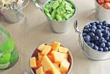 Fun With Fruit / by Stacey Harmon-Roeber