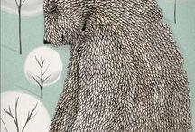 Illustrations / by Laura Escalante Mora