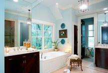 Bathroom / by Jenny Fazzolari