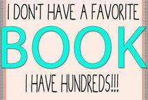 BOOKS BOOKS BOOKS !!!!!!!! / by Michele