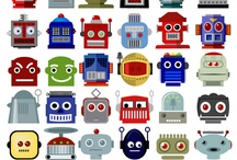 Collect - Robots / by hinkeltje.com
