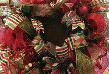 wreaths / by Michelle Sullivan/ Flirty Giraffe