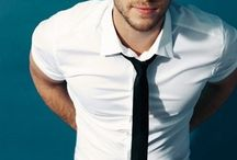 cute celebrity guys / by Claire Johnson