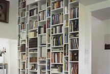 Library and hidden rooms / by Eighmey Engle