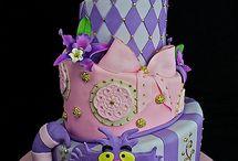 cake designs / by Jenny Sutherland