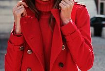 All about red / by Emily Church