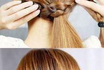 Hair ideas / by Laura Watkins