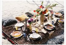 Tablescapes + Florals / by Sandy