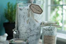 Love {homemade body products} / by Katrina {Katrina Dawn Interiors}