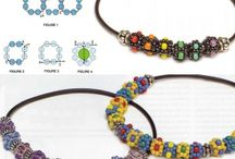 Beading / You can never have too much fun working with beads.....bracelets, necklaces, rings, etc / by Lacey S