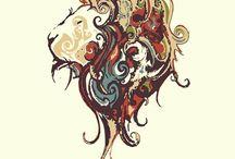 Tattoos / by Kenzie Fry