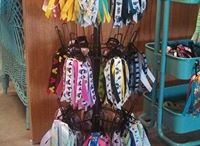 Accesories / Here at the Arts Garage handcrafted accessories are created and sold on site, check out this sneak peek then come see for yourself! / by Noyes Arts Garage Stockton College
