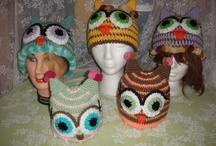 fun hats / by Mickie Stroud
