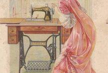 Sewing Things / by Ashley Barrett
