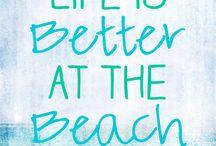 Just Beachy / by Maryam Baca Houston