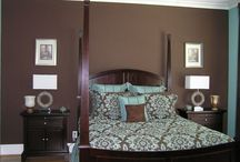 Master Bedroom / by Trista McGrew