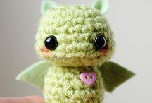 Knitting /crochet /yarn crafts / by Brielle Jaramillo