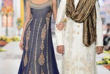 Pakistani Designer Fashion / by Maariyah Ansar