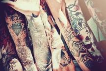 Tattoo Inspiration / by Rae Hartsock