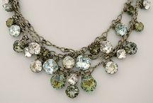 lovely necklaces... / by Nancy Vodegel