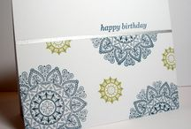 Simplicity cards / by Linda Phillips