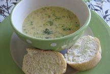 Soup Recipes / by Ryan Sammy