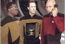 Star Trekkin' ! / by Stacy InAlaska