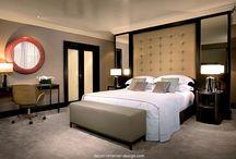 Bedroom ideas / by Crystal Wilson