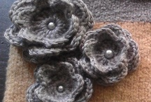 To knit, crochet and someday create.... / by Christina West