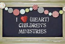 Sunday School Ideas / by Stephanie Conway-Monroe