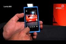 Videoreseñas  / Reseñas en video de los mejores gadgets del momento.   / by Paréntesis.com