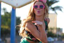 Vegas / Vegas fun  / by Shelby Lollar