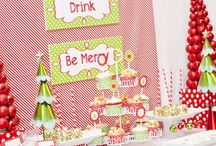 Holiday Party Planning / by Carolyn Daley
